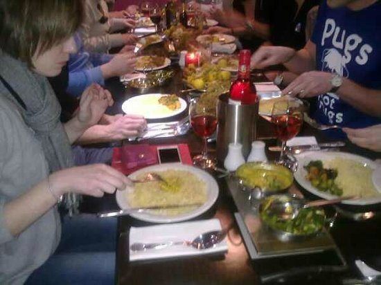 JamaL's Exclusive Indian Cuisine: Jamal's Indian in Cleethorpes