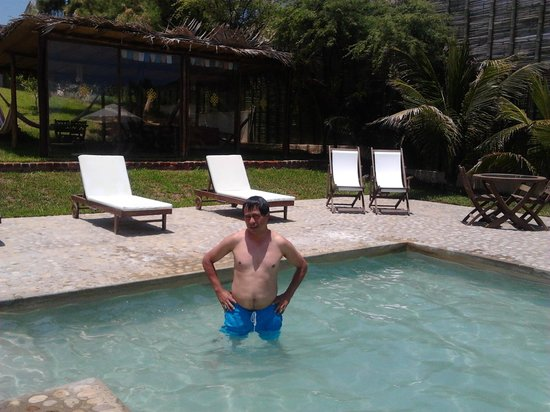 Origenes Spa de playa: Piscina