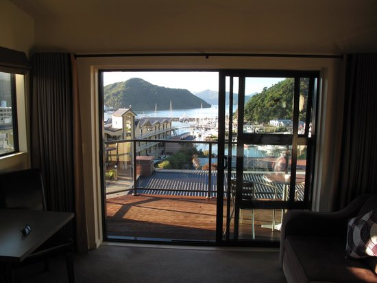 Harbour View Motel Picton: The harbour view