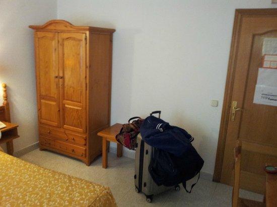 Hostal Alcazar: Chambre 202