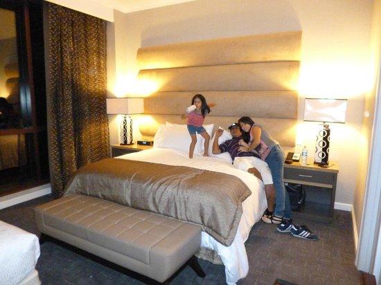Eurostars Panama City: habitacion  hermosa