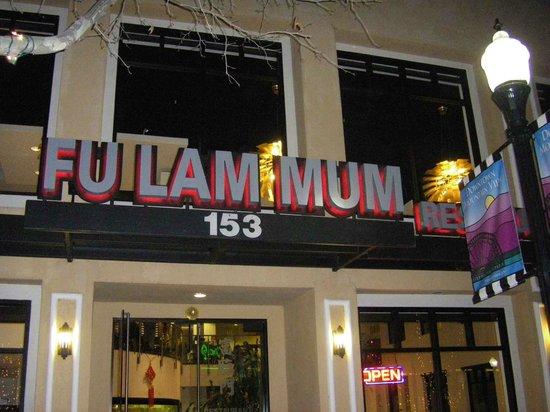 Fu Lam Mum Chinese Restaurant