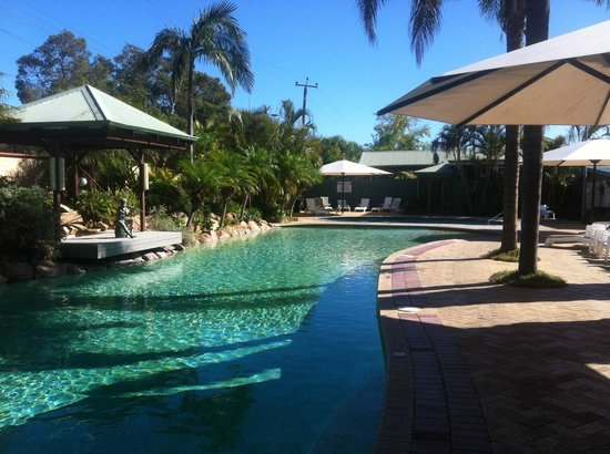 Karrinyup Waters Resort: pool area