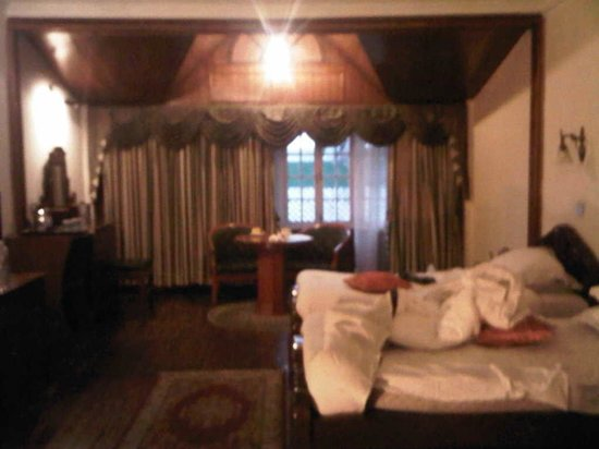 Central Heritage Resort and Spa, Darjeeling: Room