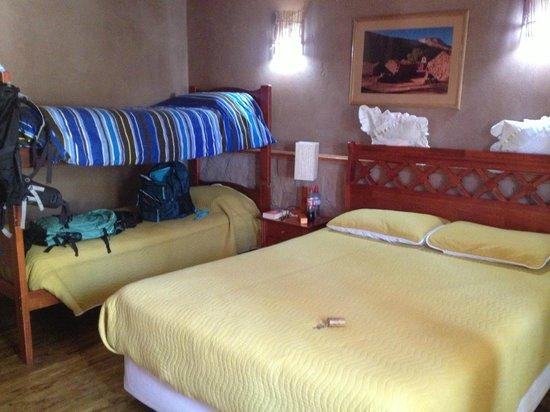 Hostal Elim: Unser Zimmer nr. 9