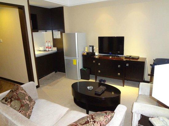 Lee Gardens Hotel Shanghai: Business Suite - Kitchenette