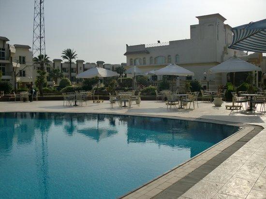 Cataract Pyramids Resort : Hotel