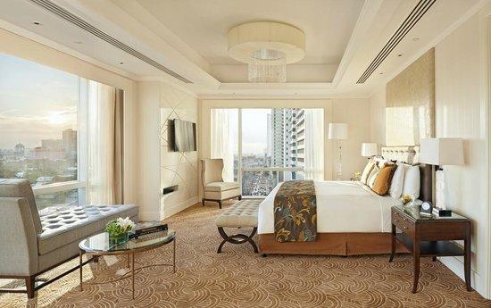 Fairmont Makati: Presidential Suite Bedroom