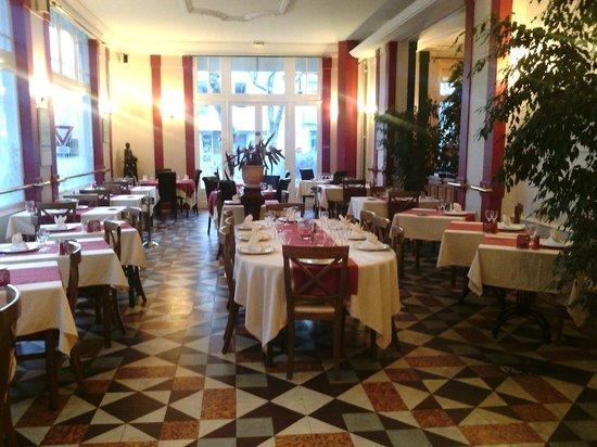 Inter-Hotel Majestic : Salle du restaurant