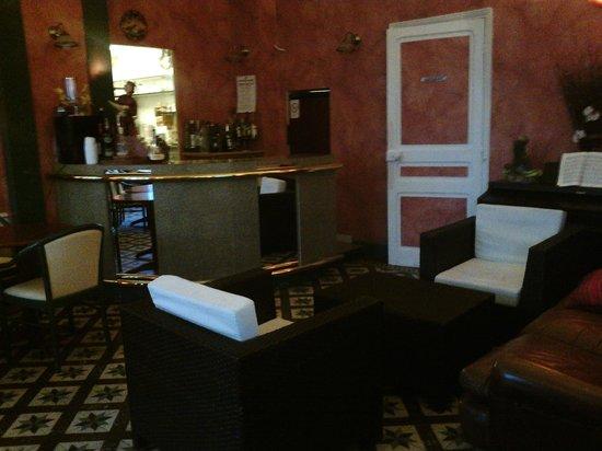 Inter-Hotel Majestic : Coin bar