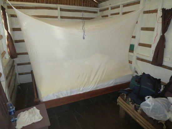 Sabalos Lodge: room