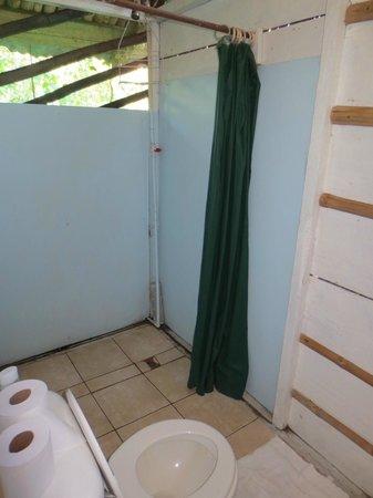 Sabalos Lodge: bathroom