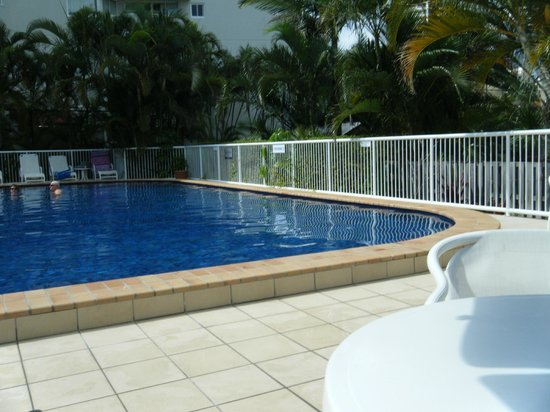 Surf Parade Resort: Pool