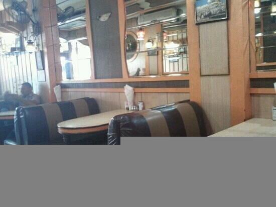 Neelam's: inside the restaurant