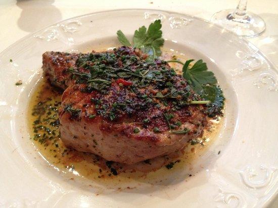 Costa Brava : Best veal chops in town
