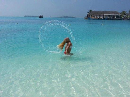 Holiday Inn Resort Kandooma Maldives: My favorite picture
