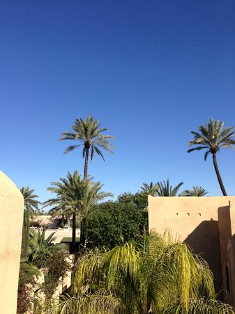 Club Med Marrakech le Riad: VUE DE LA CHAMBRE