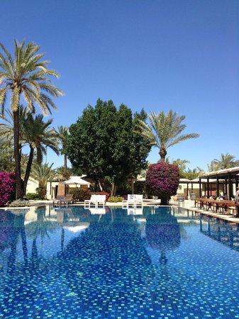 Club Med Marrakech le Riad: PISCINE DE JOUR