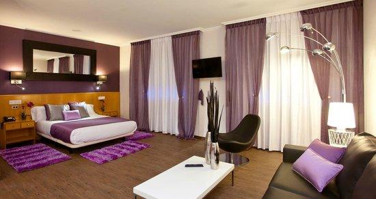 Hotel Palacio de Cristal: Suite