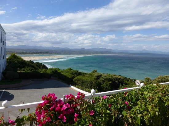 "The Plettenberg Hotel: View from ""our"" garden"
