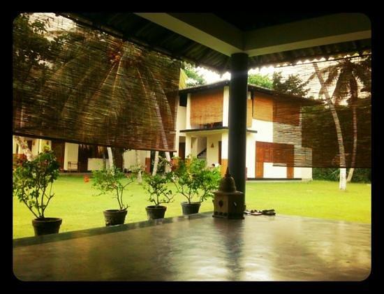 Talalla Retreat: Im Yoga-Shala