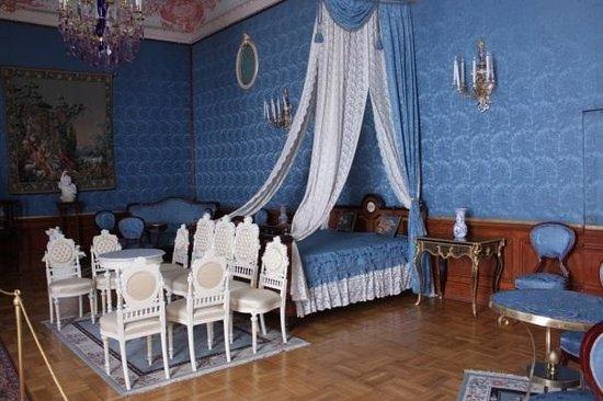 Jussupow-Palast an der Moika: Спальня княгини