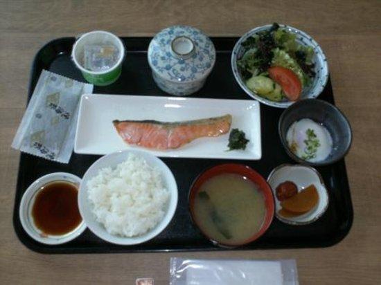 Nikko station hotel classic: 朝食