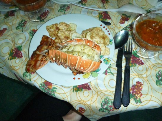 laterrazademanolo: Abendessen