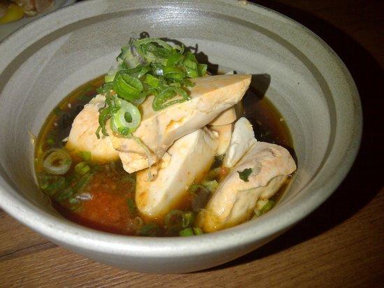 Shunjuu: ankimo (monkfish liver)