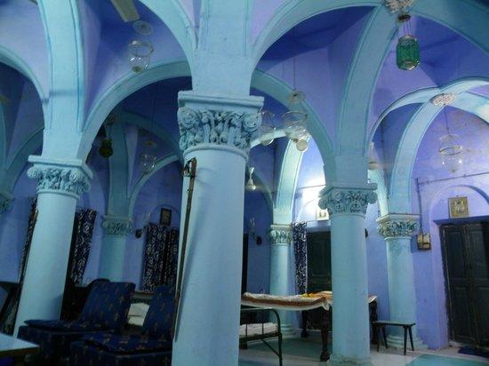 Devpur Homestay Kutch: the pillars