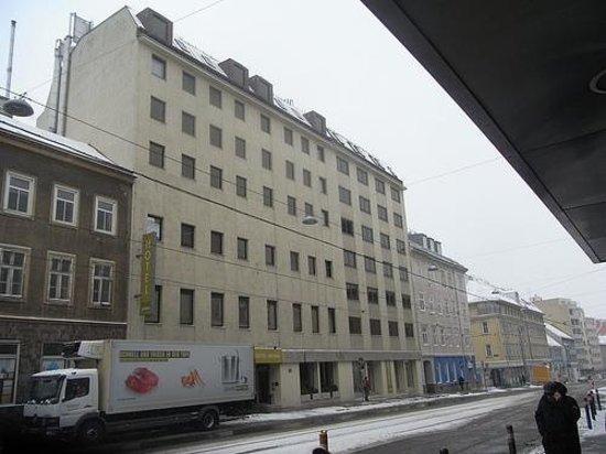 Hotel Exe Vienna: Hotel Exe Vienna