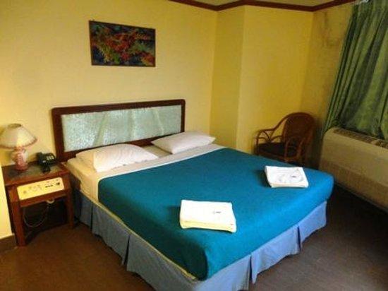 Thai Hotel Krabi : ベッド