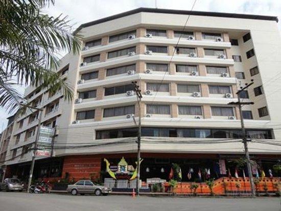 Thai Hotel Krabi : 外観