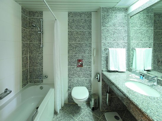 Grand Cettia Hotel: Bathroom