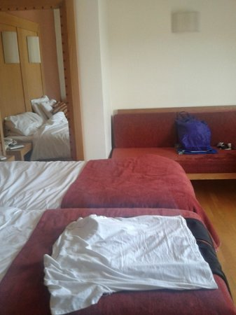 Hermes Hotel: Room 606