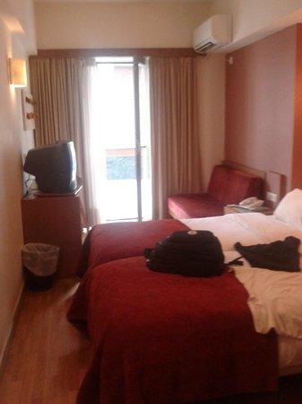 Hermes Hotel: Room 105