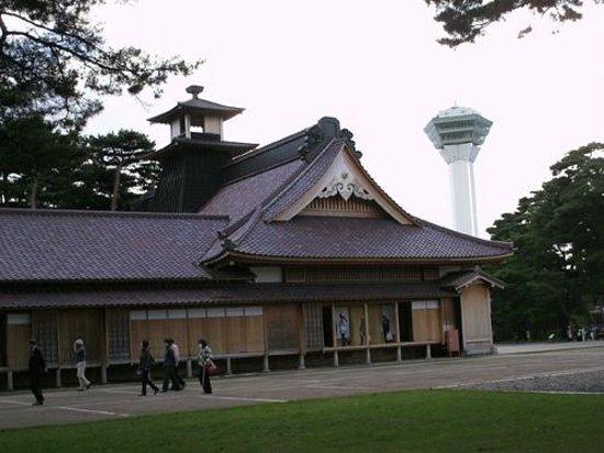 Hakodate Bugyosho : 函館奉行所