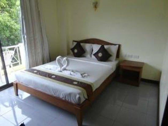 Amorn Mansion: ベッド