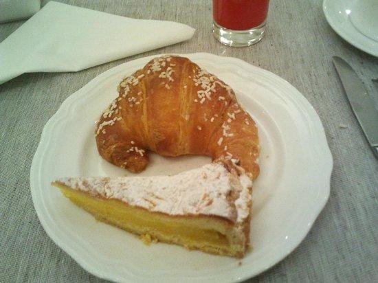 Hotel D'Este: colazione