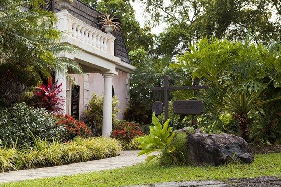 The Villas at Stonehaven: Entrance to a Villa