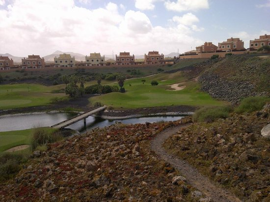 Mirador de Lobos Golf Resort : View from 6th tee