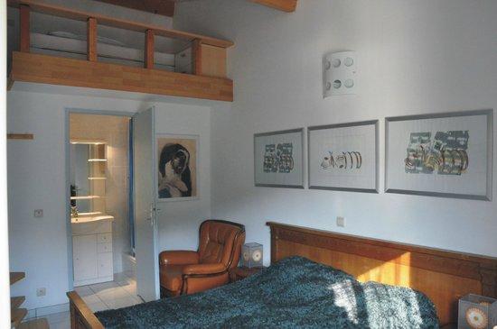 Le Maribo : Chambre La Lavande