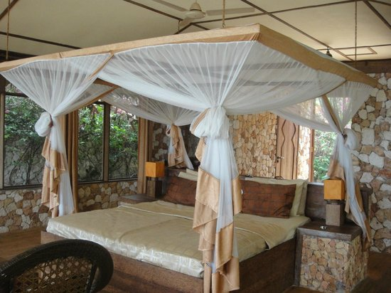 Seasons Lodge Zanzibar: The sleeping area