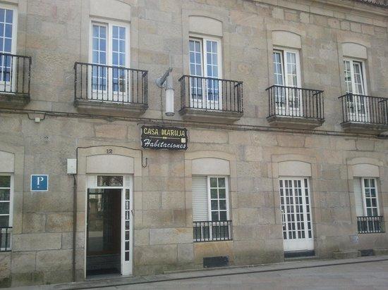 Casa Maruja: fachada