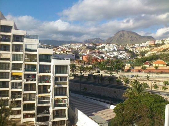 Ponderosa Apart Hotel: Widok z pokoju