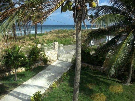 Guanabo, Cuba: Die Terrase