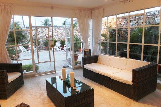 Villa Mayada : Wohnzimmer