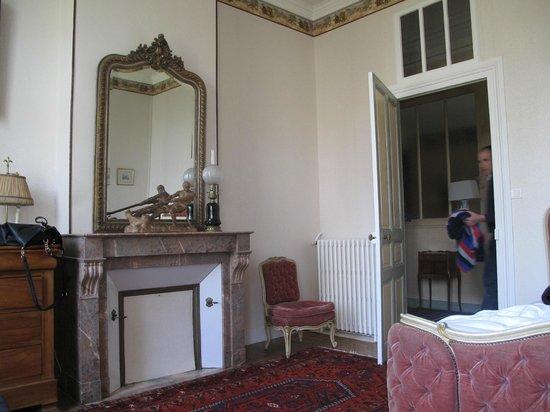 Chateau Bouvet Ladubay: Segunda habitación