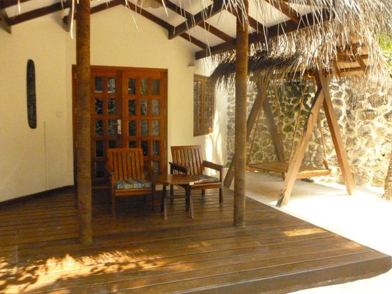 Maayafushi Island: L'ingresso