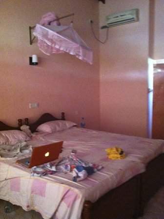 Samaru Beach House: Double Room